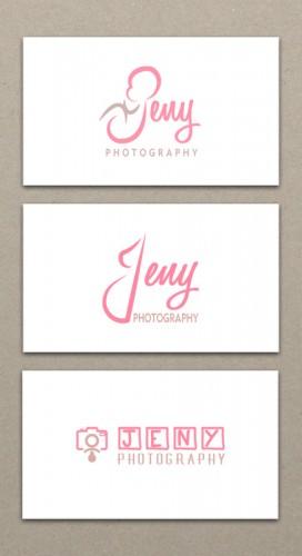 Jeny photography logos