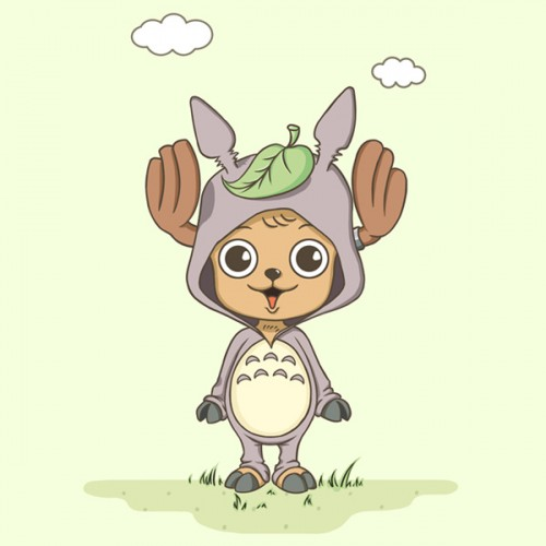 Totoro Tony-Tony Chopper
